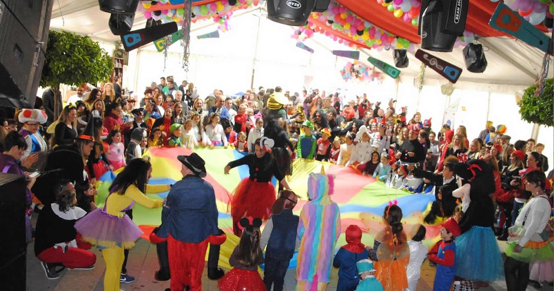 Contratar espectáculo infantil en Málaga