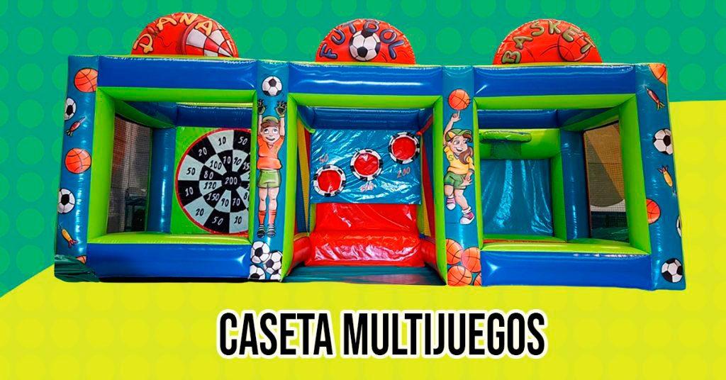 Caseta Multijuegos
