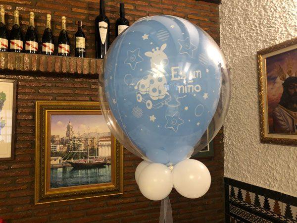 Decoración con globos - Arcos de mesa