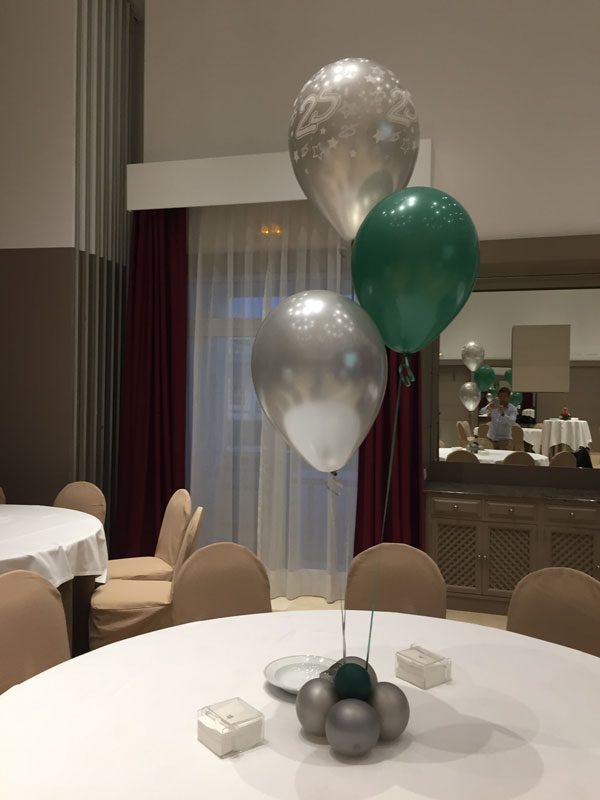 Decoración con globos - Boukets