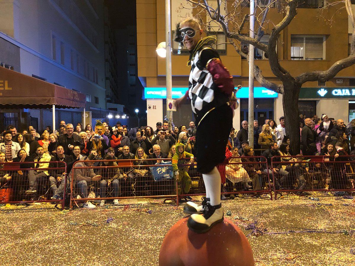 Pasacalles Carnaval de Cádiz