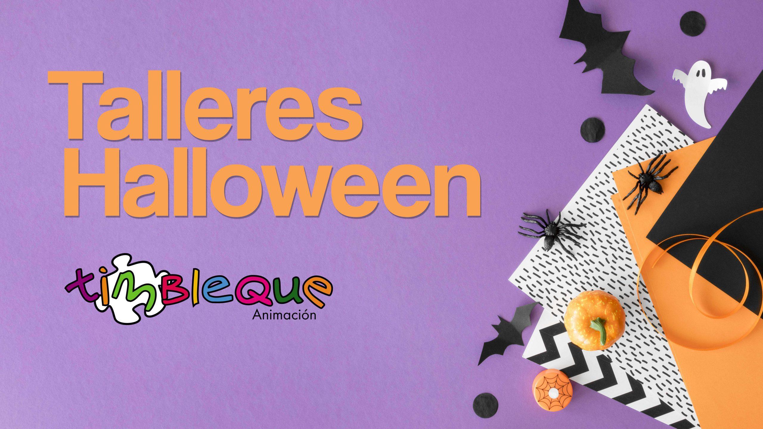 Contratar Talleres de Halloween en Málaga